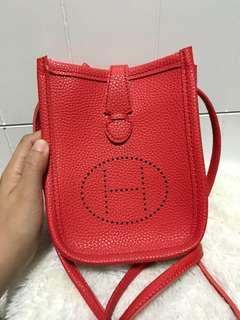 Hermes Inspired Sling bag