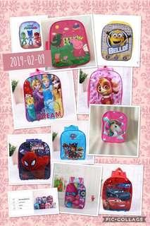 🚚 Instock Children school bag - goodie bag