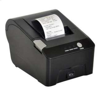🚚 57mm Thermal Kitchen Printer