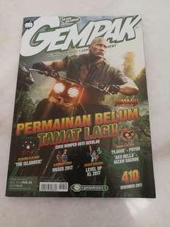 FREE Gempak Magazine