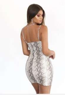 Tigermist Viper dress