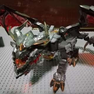 World of Warcraft Deathwing and Sindragosa