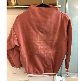 Adidas Rose Sweater (with hidden pockets)