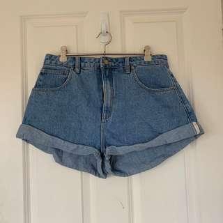 Abrand AVenice shorts