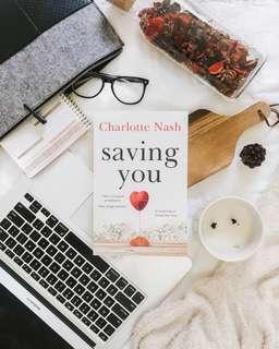 NEW Saving You Charlotte Nash