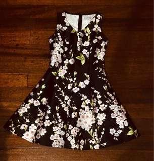 """Just G"" Floral dress"