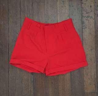 Hailey (high waisted mom shorts)