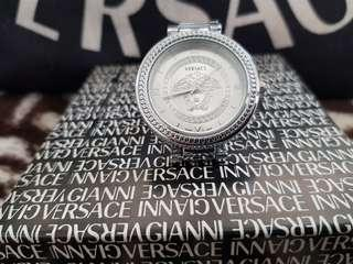 Versace  Watch New Unisex silver