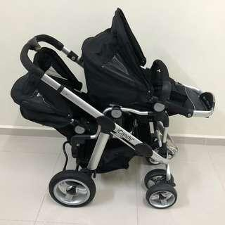 iCandy Twin Stroller