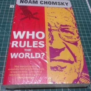 Who rules the world noam chomsky