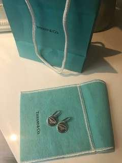 Tiffany and Co. Earrings -Authentic and recently cleaned. Not Negotiable!