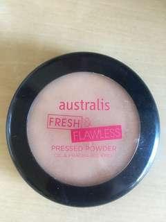 Australis powder shade natural