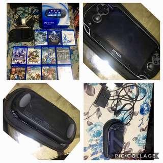 2nd Hand Original PS Vita