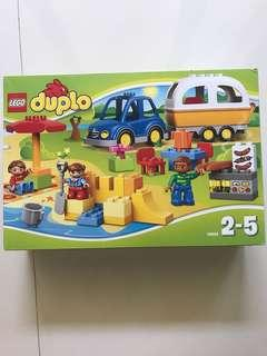 Preloved Duplo 10602 Camping Adventure
