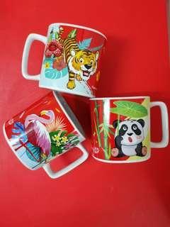 Nestle kit kat mug