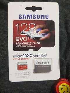 🚚 Samsung SD Card 128gb