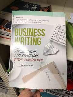🚚 中科大用書-BUSINESS WRITING