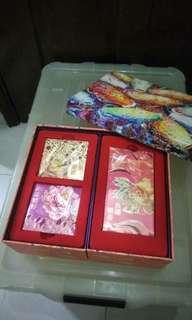 精美禮盒裝利是封 8大 8小x2