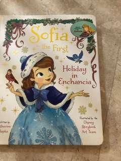 Sofia the First board book
