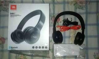101% Authentic JBL E45  BT Bluetooth On-Ear Earphone