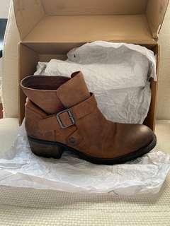 Palladium leather vintage boots