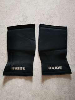 Black BRIDE Side Protection Pad