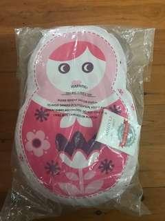 Bnip Adele baby girl character cushion great gift idea