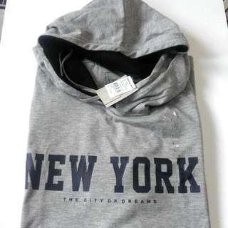 T shirt hoodie new york L