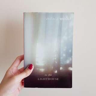 🚚 Virginia Woolf - To The Lighthouse