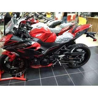 Kawasaki Ninja 250SE - ABS