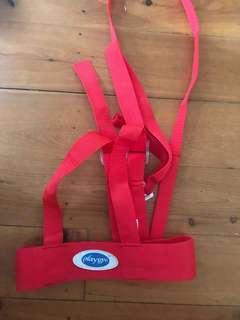 Playgro toddler adjustable safety leash harness belt