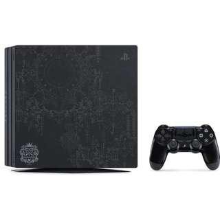 Kingdom Hearts 3 PS4 PRO 1TB