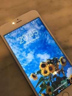 IPHONE 6+ PLUS 64GB SILVER