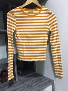 6IXTY8IGHT striped top