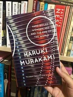 (BRAND NEW) Hard-boiled Wonderland and the End of the World by Haruki Murakami