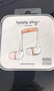 🚚 Happy plugs headphone and mic
