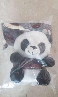 Singapore Airlines SIA Panda Soft Toy
