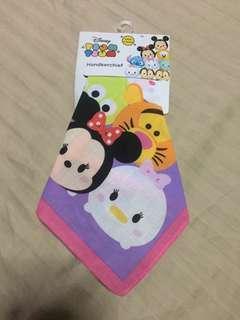 Tsum tsum handkerchief