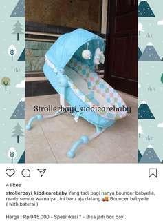 Bouncer Babyelle