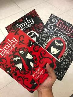 Emily the Strange Novels #MakeSpaceForLove
