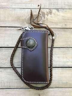 Liberty Lanyard Leather
