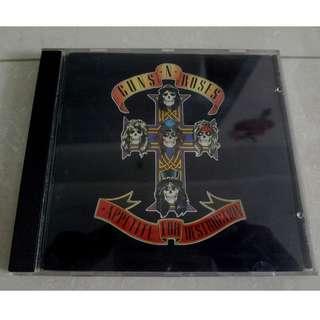 Guns N' Roses CD Appetite For Destruction