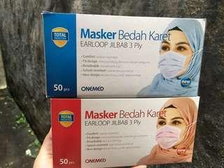 Masker Karet Hijab