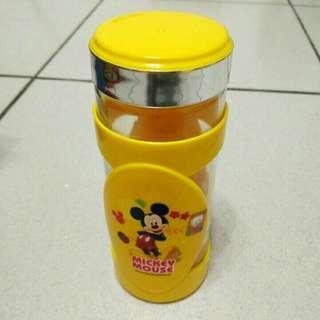 🚚 迪士尼玻璃隨行杯