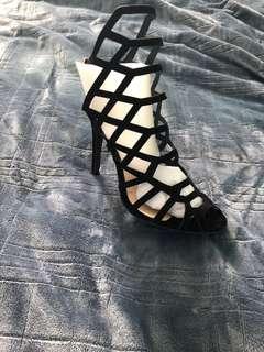 Black heels - Missguided
