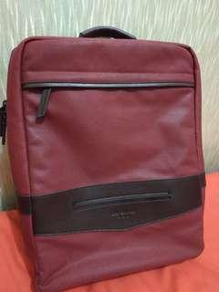 Samsonite Red Backpack Fall Winter Edition