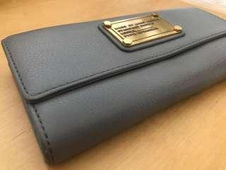 Authentic Marc by Marc Jacobs soft leather long wallet in great condition