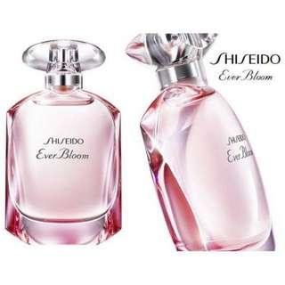 BNIB Shiseido Ever Bloom EDP 90ml