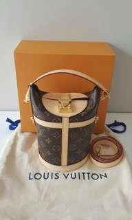 Louis Vuitton Duffle Bag Monogram