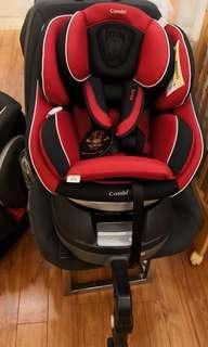 Combi isofix car seat